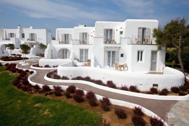 Construction on Naxos, Greece