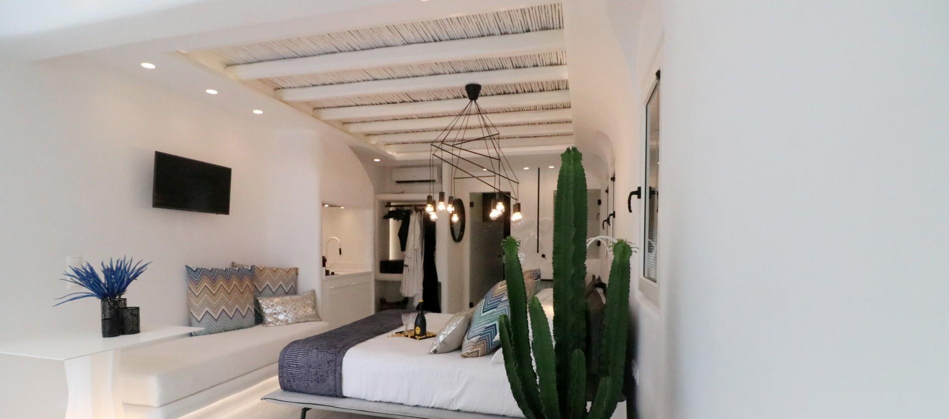 Interior Design Naxos Bedroom